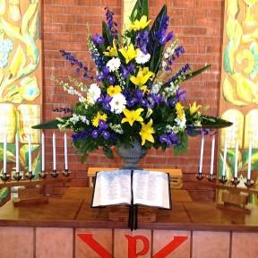 Church Flowers