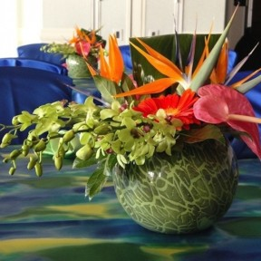 Tropical Event Flowers