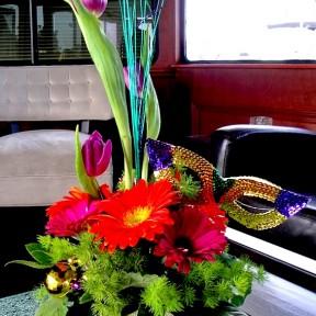 Gerbers & Tulips