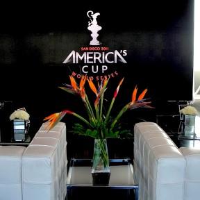 America's Cup Arrangement